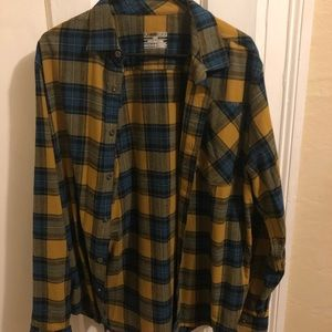 Under armour cold gear flannel